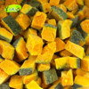 Organic iqf frozen pumpkin cube for sale