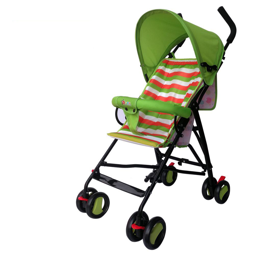 High Quality China Baby Stroller Manufacturer OEM Lightweight Umbrella Pram Baby Stroller