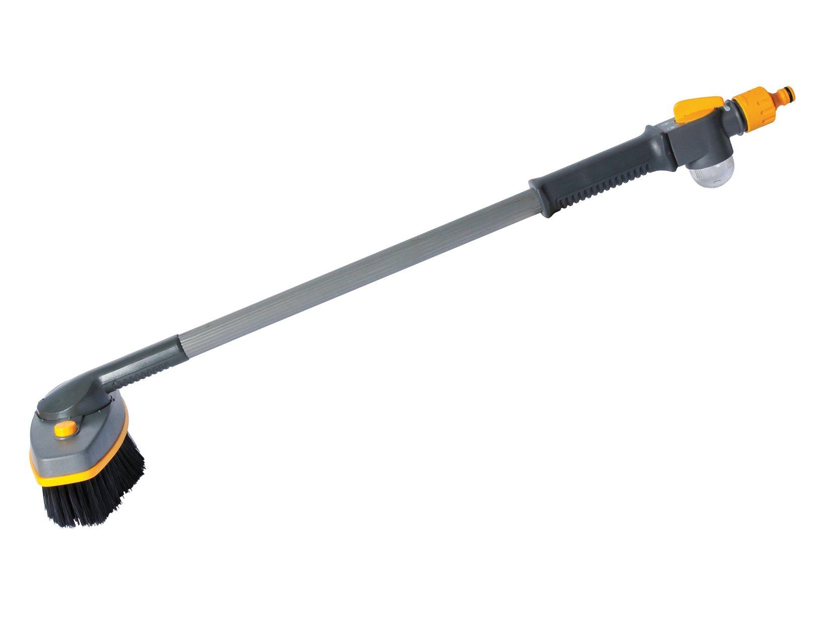 Hozelock Car Brush Plus Medium Car Cleaning Vehicles Motorbikes Maintenance