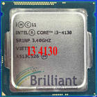 Core i3 4130 Dual-Core CPU 3.40GHz Socket LGA1150 Processor SR1NP