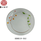sushi glass dishes plate tempered glass plate in Japan for home hotel restaurant