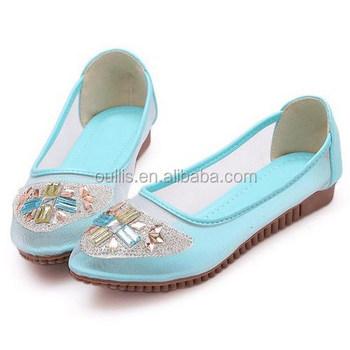 Flat Girl Shoes Popular Shoes 2017 Newest Pe3527 - Buy Flat Girl ... bf2f43b0402e