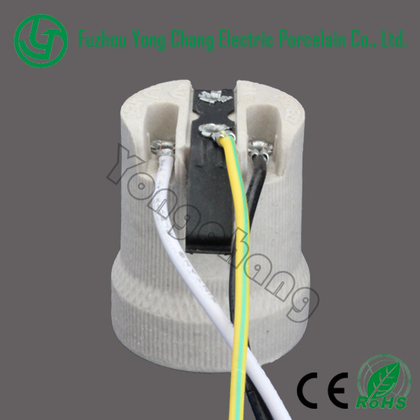 light bulb socket and e27 porcelain lampholder with wires and rh alibaba com Lamp Wiring Kit Lamp Wiring Kit