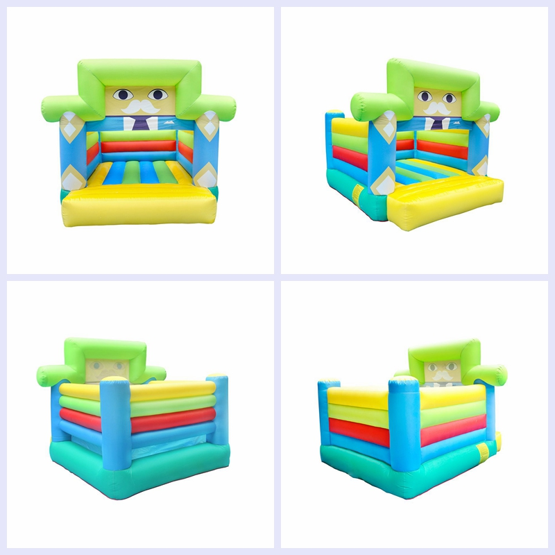 S370A Best Price New Promotion PVC Tarpaulin Customized Inflatable Jumper Castle Slide Factory China