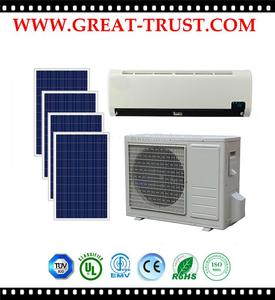 high quality solar air conditioner acdc12 for wholesales