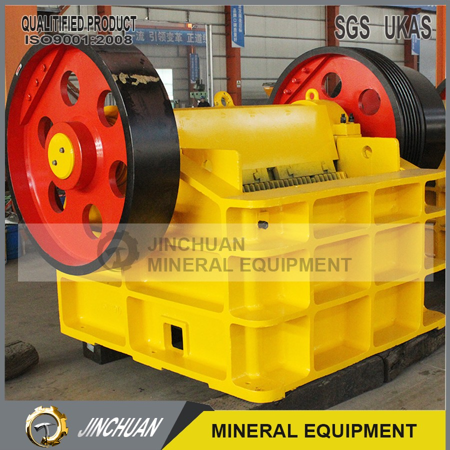 jaw crusher cooper ore