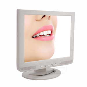 White Square 15 Inch TFT LCD medical Monitor