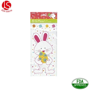 Easter Egg Cello Party Favor Gift Treat Bag