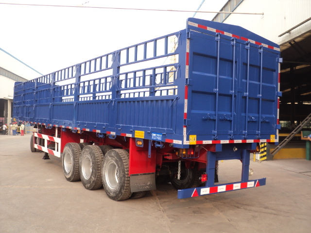 Cimc Fence,Stake,Box Cargo Animal Transport Semi Truck