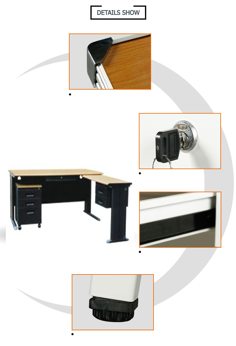 Computer table models with prices - Kd Steel Office Furniture Laptop Computer Table Models With Prices With Drawers