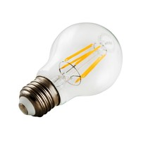 4w led filament bulb E11 light base warm light