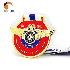 New design custom 3d german carnaval 5k running medals bubble run