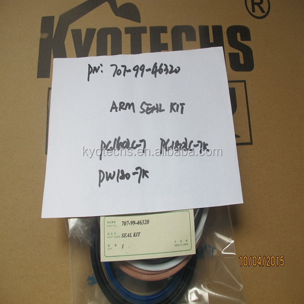 ARM SEAL KIT FOR 707-99-46320 PC160-7 PC180LC-7K PW180-7K