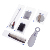 Bathroom accessories disposable hotel toiletries amenity set