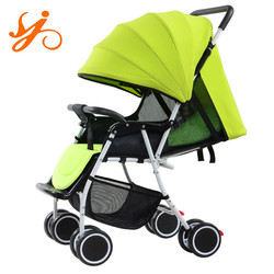 EVA TIRE 4 wheels baby stroller with carriage prices / second hand baby stroller / baby pram