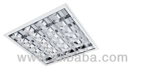 HERMETIC T5 / T8 Recessed / Surface Luminaire