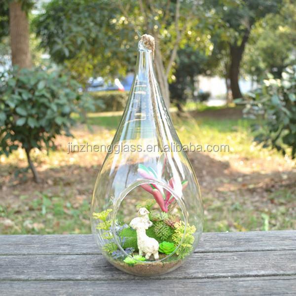 Modern Home Hanging Glass Teardrop Vase Teardrop Vaseclear Buy