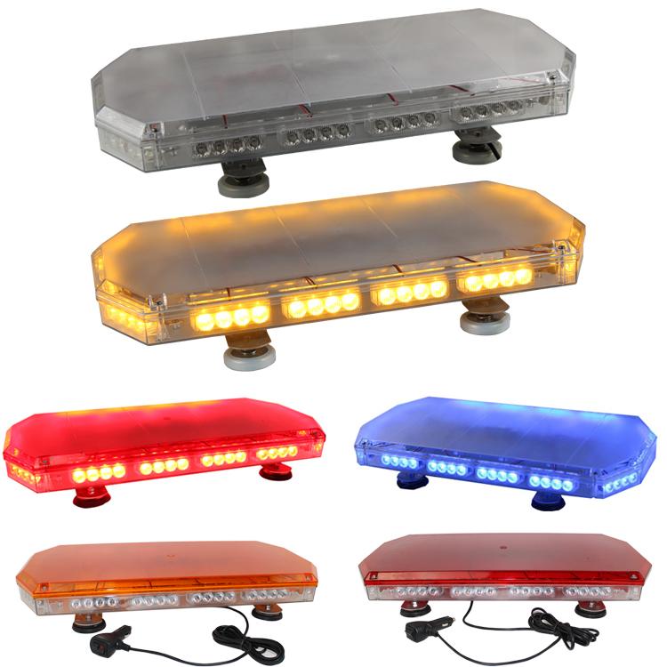 High Power Mini Led Emergency Strobe Lightbar
