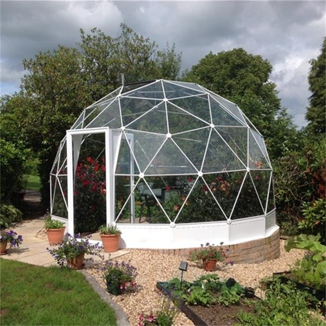 Wholesale Outdoor Clear Geodesic Tent Decorative Glass Dome For Sale