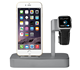 Charing Dock For iPhone7/6S/6 For Apple Watch Aluminum Charger Dock Station For Apple Watch For iPhone