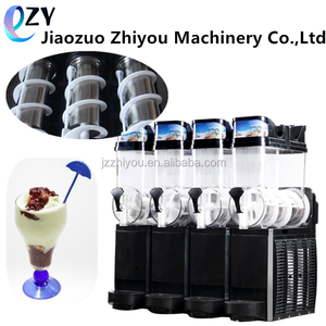 Four Tank Slush Machine /slurpee/icee/granita/shakes/sorbets Machine (whatsapp:0086 15039114052)