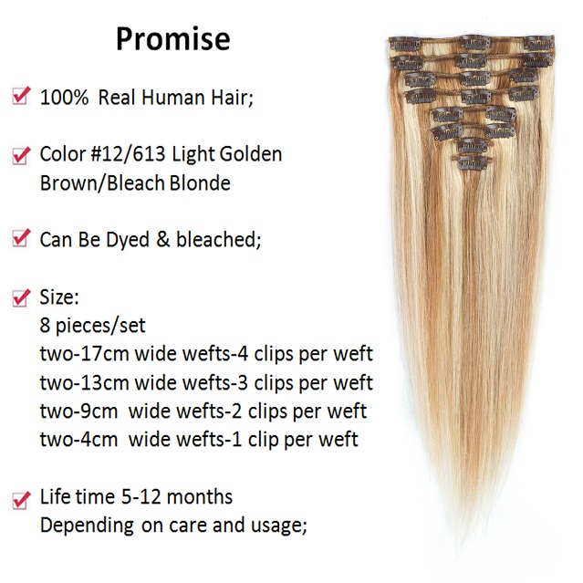 Wholesale cheap mongolian virgin remy clip in human hair extensions