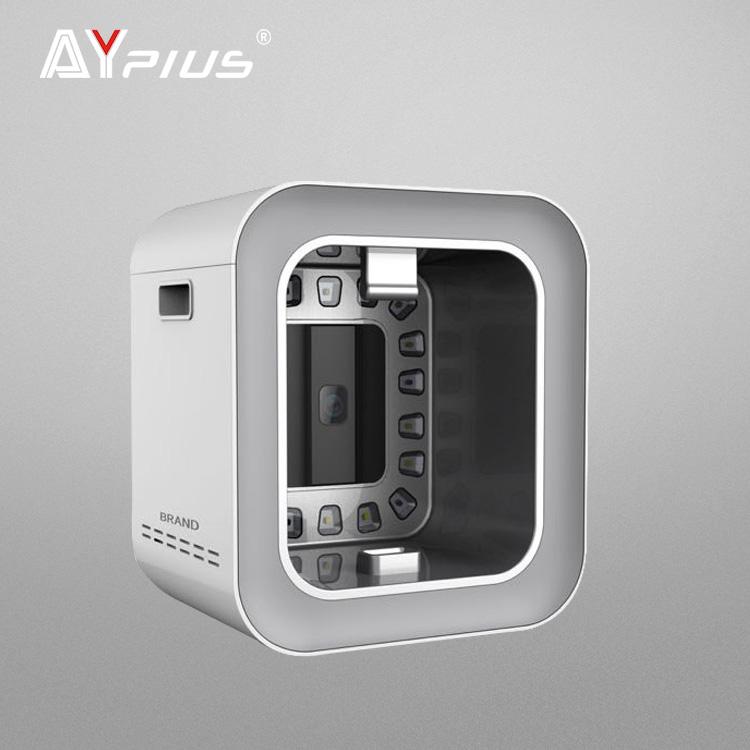 AYJ-V8 (CE) 25 miljoen pixel skin canalys met camera micro camera huid en haar