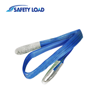 8 Tons 7: 1 SF Polyester Made Endless Flat Webbing Sling