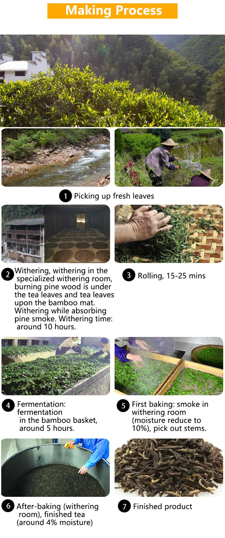 Bán buôn Toàn Bộ Lá Hữu Cơ Hương Chất Lượng Cao Trung Quốc Vân Nam Cao Cấp Mùa Xuân Fengqing Chế Độ Ăn Uống Trà Đỏ/Đen Trà Tiêu Chuẩn EU