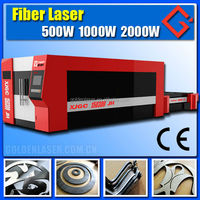Fiber CNC Laser Cutting Mild Steel/Fibre Laser Cutting Machine Metal