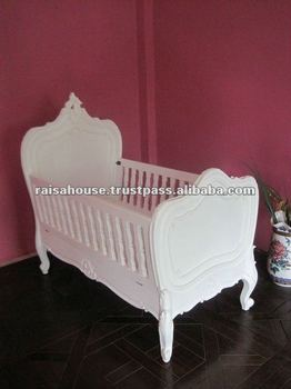 Indonesia Furniture-Baby Crib