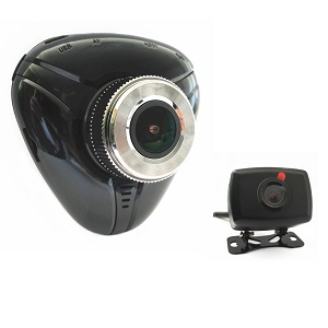 100% Quality Bird View Panoramic System Rear View Monitors/cams & Kits 4 Cam Car Dvr Recording Parking Rear View Camera