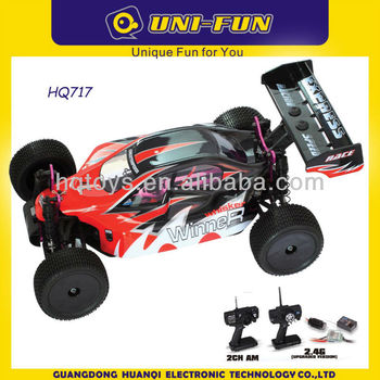 Electric Powered 4x4 Buggy 717 1 10 Scale High Speed Rc 4x4 Buggy ...