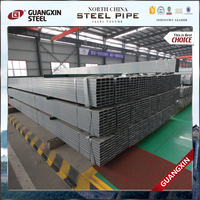 Industry Leader Supply Widely Used Construction And Building Raw Materials Din 2440 Steel Rectangular Pipe