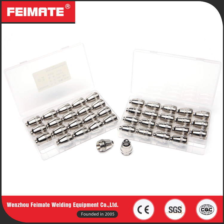 FEIMATE Gas Plasma Cutting Torch AG60 Nozzle Accessories Of Welding Machines