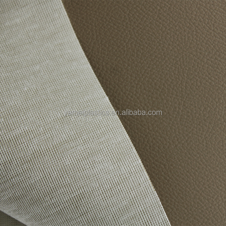 EJ R237 Embossed PVC Artificial Leather manufacture for car seat cover