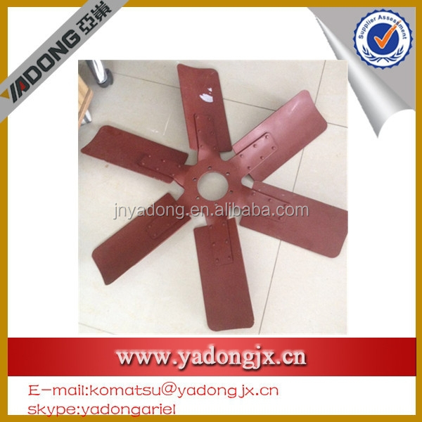 construction machinery spare parts SD16 C6121 engine fan C16DB-P1N3586+A in stock