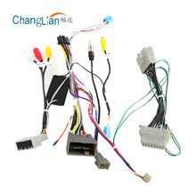 Wire harness manufacturer custom wire harness for electric tailgate