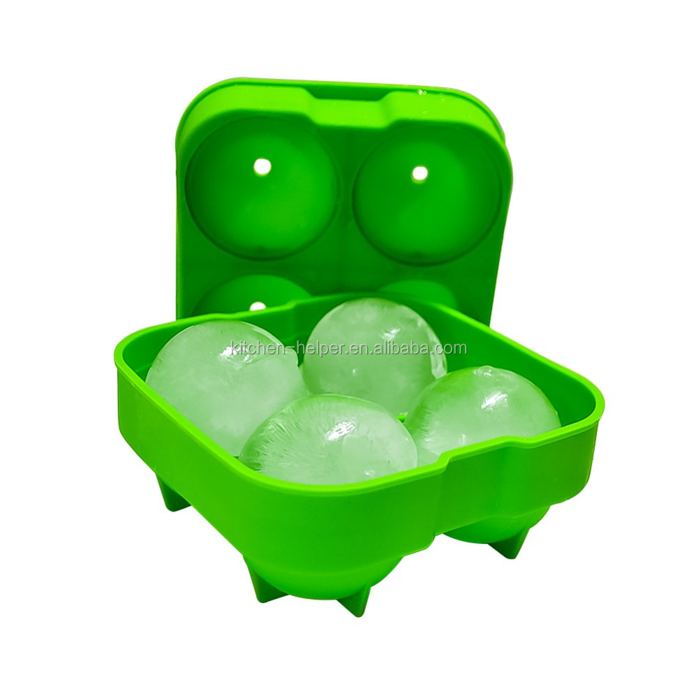 Oem Round Amazon Sale Silicone Ice Ball Mold Buy Round