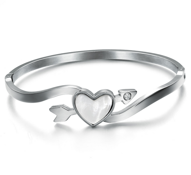 Cupid love of arrow stainless steel carter love bracelet jevelry