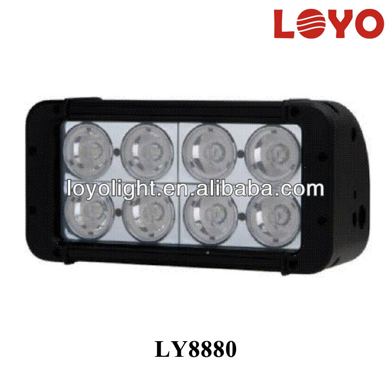 china supplier 2 row led light bar,waterproof off road led light bar for vehicle,ATV,SUV,mining,boat,Jeep,Excavators,truck