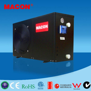 air-cooled water chiller swimming pool heat pump unit