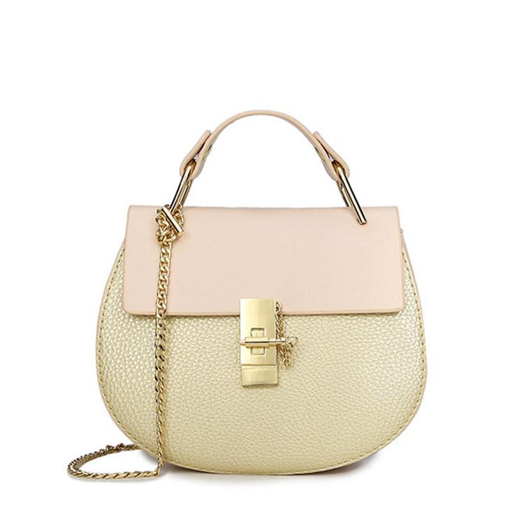 6092d62676 2018 Chuangya fashion PU Leather shoulder bag crossbody bag women