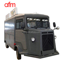 factory export luxury fast food concession trailer
