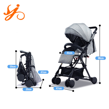 Best Quality Baby Jogger City Mini Double Stroller New Arrival Born Prams