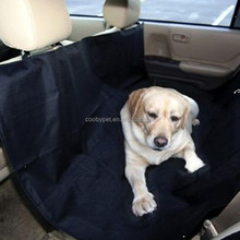 Customised Wholesale expanded Oxford pet car seat covers waterproof