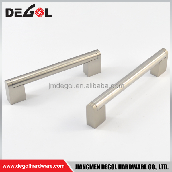 Best selling Custom made stainless steel cabinet kitchen drawer handle furniture