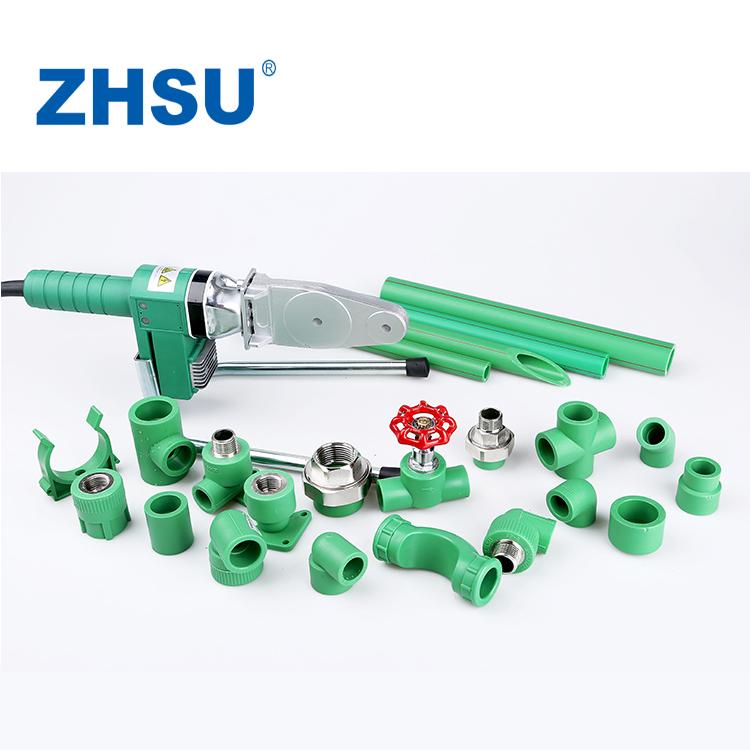 ZHSU water pipe fitting ppr