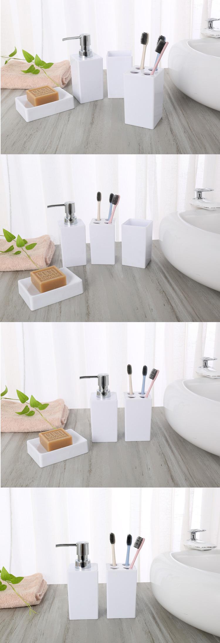 Cuarto De Baño De Plástico Baño Regalo Mate Color Disponible Accesorios De  Baño Toallas De Hotel De Lujo De Uso En El Hogar - Buy Conjunto De Baño De  ...