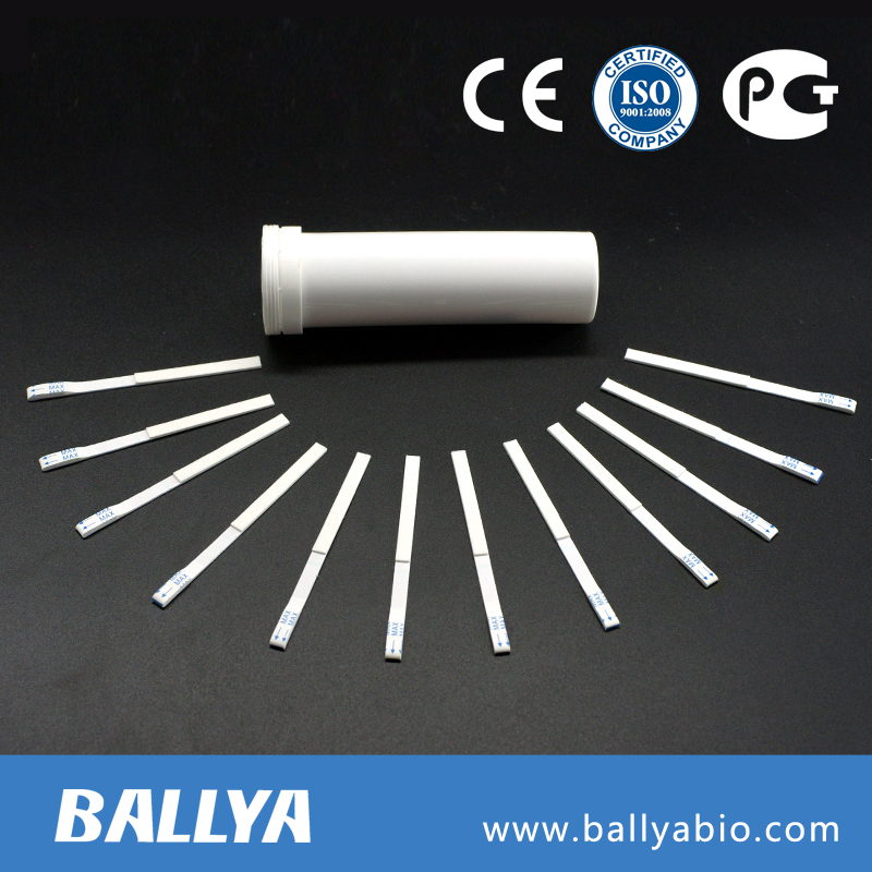 Ballya milk antibiotics residues testing kit/beta-lactam+tetracycline+melamine antibiotics milk test kit